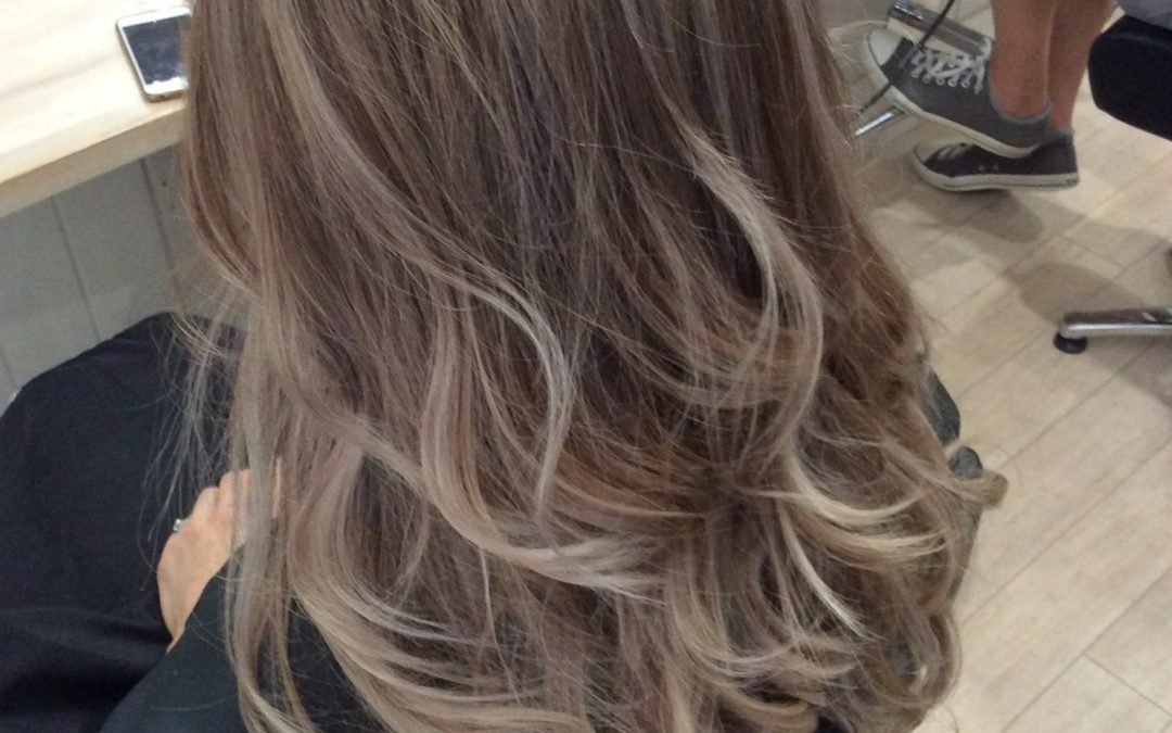 Brisbane's go-to for Balayage